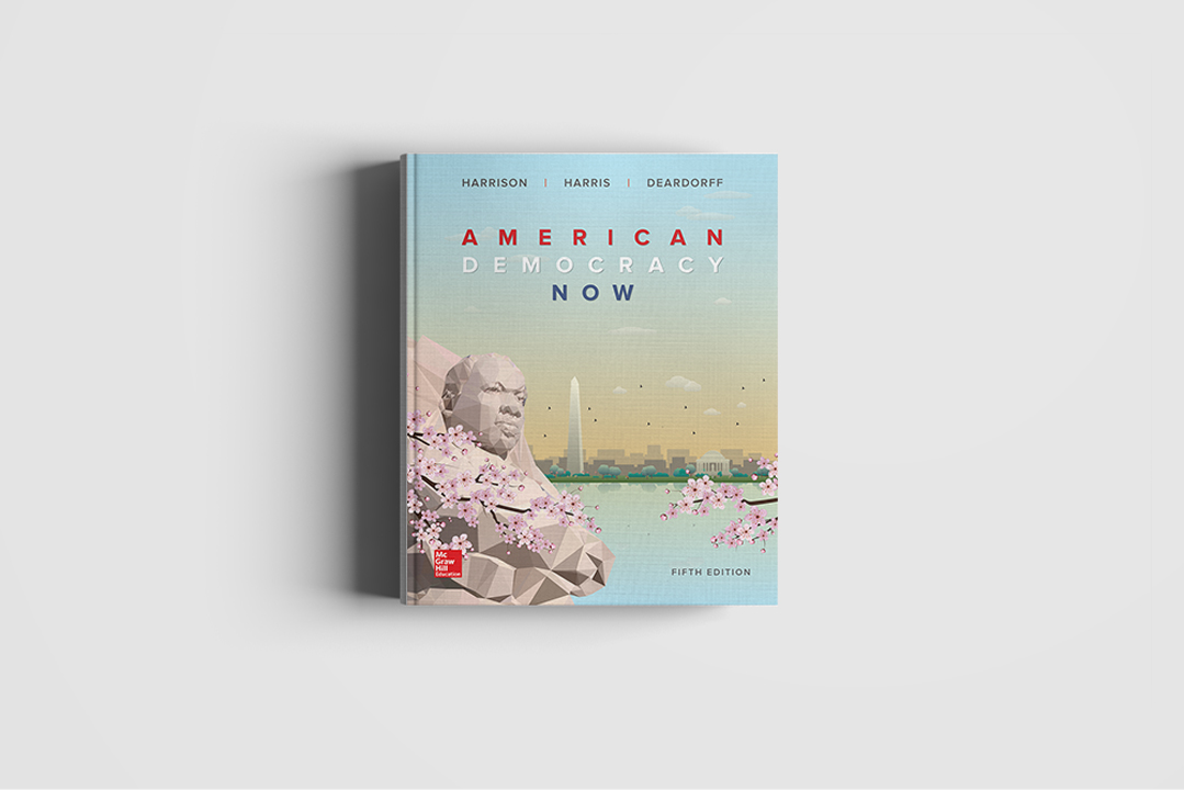 American Democracy Now book cover