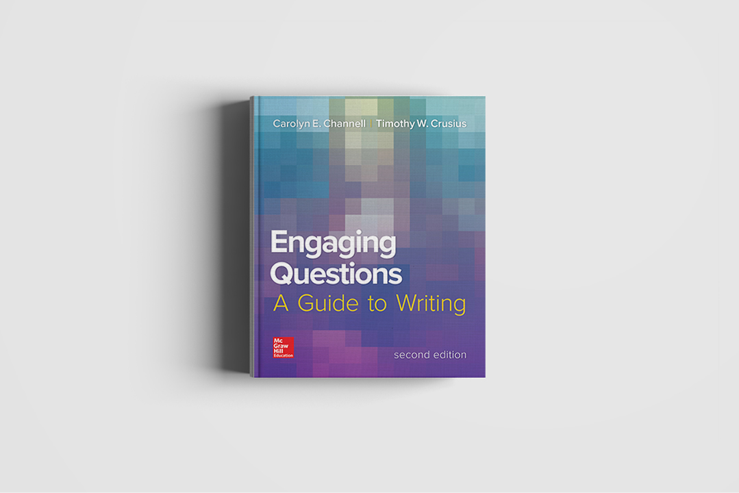 Engaging Questions book cover