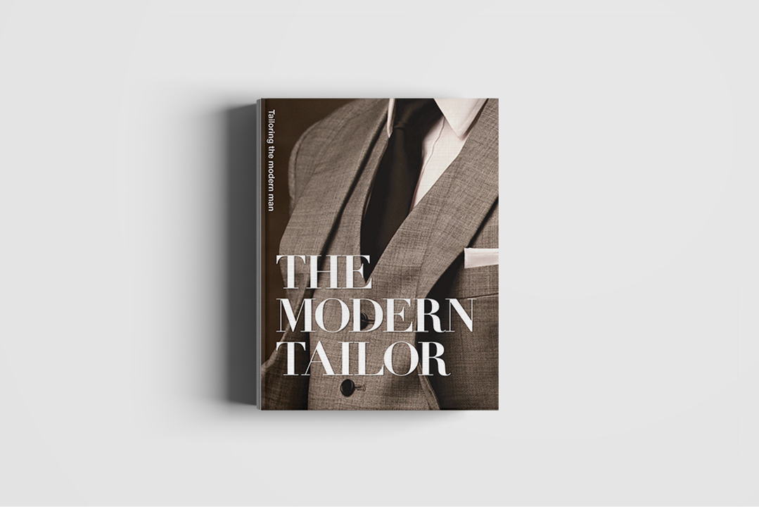 The Modern Tailor book cover