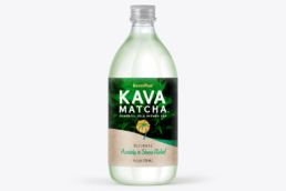 Bottle of Kavamatcha