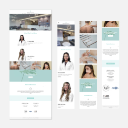 Sheth_Dermatology_Website_Mockup